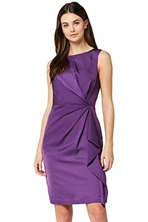 TRUTH & FABLE Amazon Brand - Women's Dress Twist Front Tunic, 20