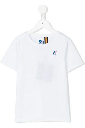 K-Way Chest logo t-shirt