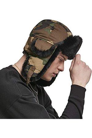 Urban classics Printed Trapper Hat Beanie