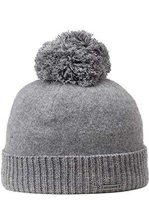 Giesswein Wool Beanie Sonneneck ONE - Unisex Beanie 100% Lambswool, Lambswool Beanie, Warm Winter hat with Bobble Made of Wool, hat with Warm Fleece Lining