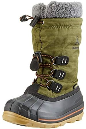 Kamik Unisex Kids' Carmackgtx Snow Boots, (Khaki-Kaki KHA)