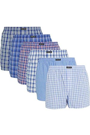 Lower East Men's American Boxer Shorts