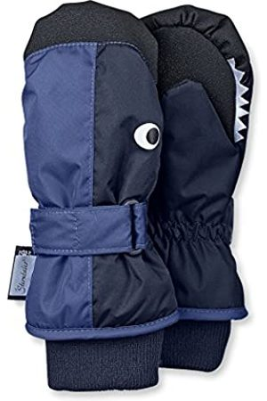 Sterntaler Mittens for Children, Waterproof and reflective, Age: 5-6 Years, Size: 4