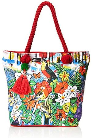 Bulaggi Vivian Shopper With Rope Women's Shoulder Bag