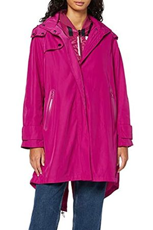 Armani Women's 2 Piece Caban (Bomber + Trench) Coat