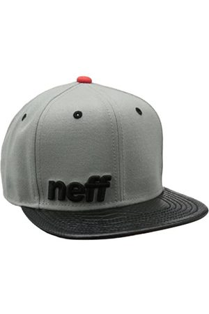 Neff Unisex-Adult mensNF0101Daily Cap Patterned Baseball Cap - Gray - One Size