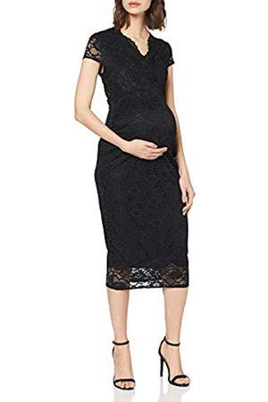 Dorothy Perkins Women's Maternity Lace V Neck Bodycon Dress