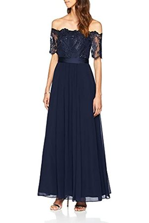 Coast Women's Maddie-111-019875 Party Dress, (Navy)