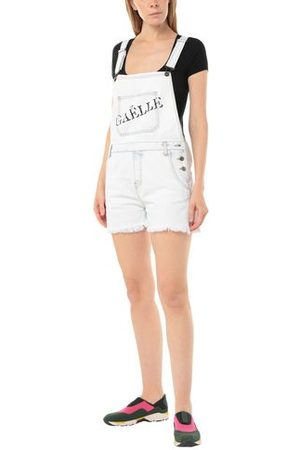 GAËLLE DUNGAREES - Short dungarees