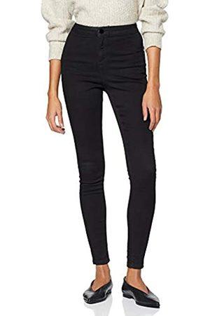 Dorothy Perkins Black Regular Length Lyla Jeans Donna