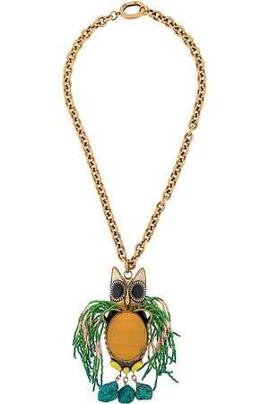 La DoubleJ Women Necklaces - Gufo grande necklace