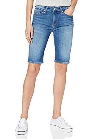 Tommy Hilfiger Women's Venice Slim RW Bermuda Jeans