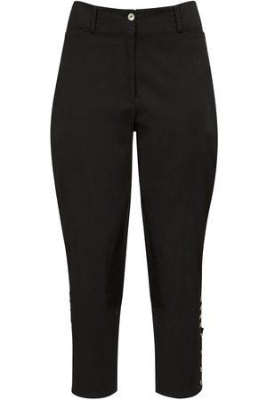 Acheval Pampa Al Beso Stretch Pants W/ Back Half Belt