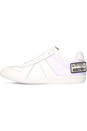 Maison Margiela Replica Leather Strap Sneakers