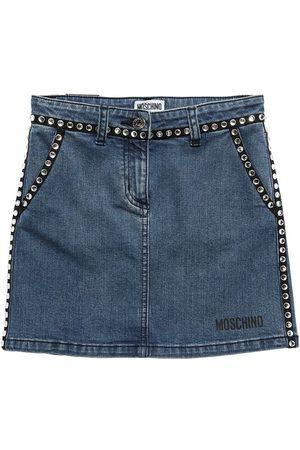 Moschino Stretch Cotton Jeans