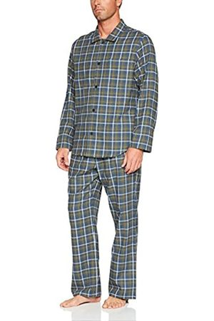 Seidensticker Men's Flanell Pyjama Lang Set