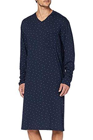 HUBER Men's Herren Nachthemd Langarm Raphael Onesie
