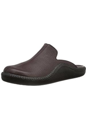 Romika Mens Mokasso 202 G Slippers, - Rot (bordo 403)