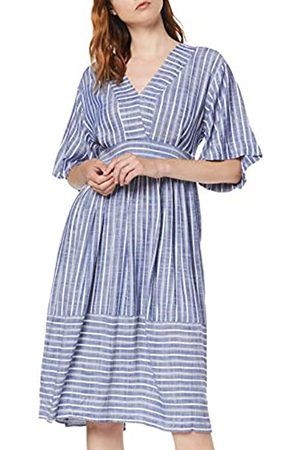 Koton Women's Summer Dress With Striped Pattern Party Dress