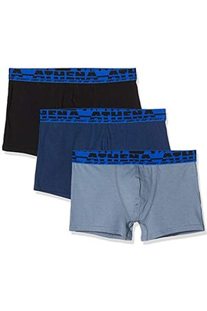 ATHENA Men's Easy Chic Boxers LOT DE 3 Boy Short
