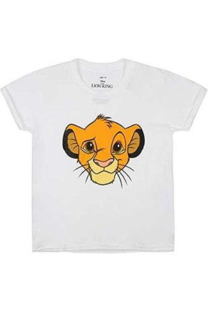 Disney Girls' Lion King Simba T-Shirt