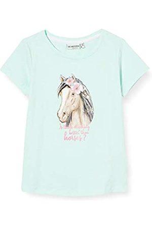 Salt & Pepper Salt and Pepper Girls' Pferdekopf Druck mit Pailletten und Glitzerdruck T-Shirt
