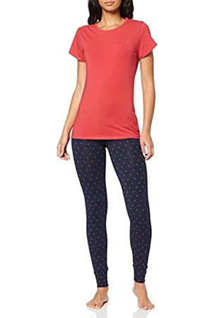 Tommy Hilfiger Women's Legging Set Ss Pyjama Bottoms