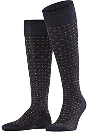 Falke Men Sensitive Jabot Knee-Highs - Cotton Blend, UK 10-11 (Manufacturer size: 45-46)