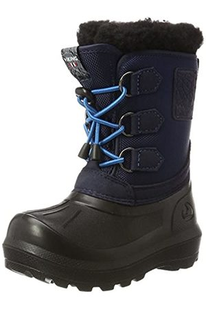 Viking Unisex Kids' Istind Snow Boot, (Dark / )