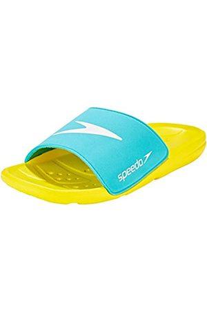 Speedo Unisex Kids' Atami Core Slide Beach & Pool Shoes, (Empire /Bali 000)