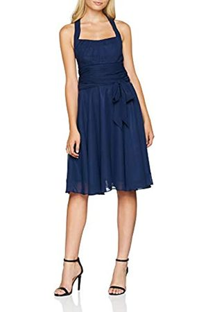 Astrapahl Womens co8002ap Knee-Length Cocktail Sleeveless Dress