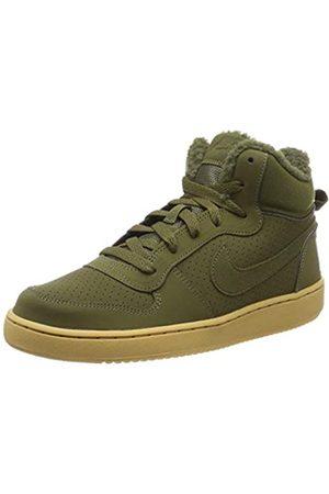 Nike Boys Court Borough Mid Wntr Gs Basketball Shoes