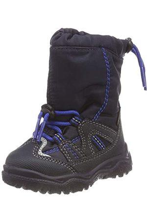 Superfit HUSKY1_P47713501, Boys' Snow Boots, (Blau 81)
