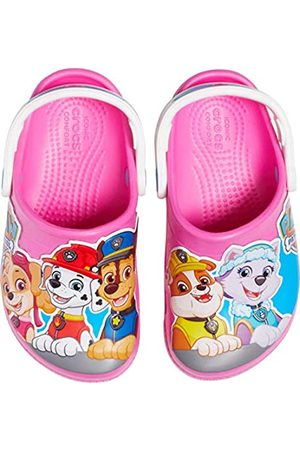 Crocs Unisex Kid's Fun Lab Paw Patrol Clog, (Electric 6qq)