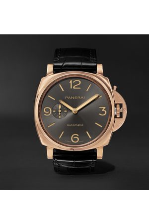 PANERAI Men Watches - Luminor Due 3 Days Automatic 45mm Rose Goldtech and Alligator Watch