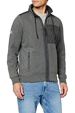 Camel Active Men's Zip Up Cardigan Sports Jacket