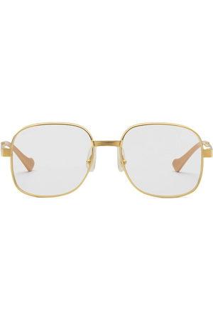 Gucci Men Sunglasses - Round-frame sunglasses