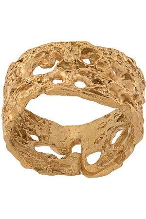 LOVENESS LEE Piloso textured ring