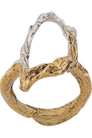 Lee Women Rings - Acacia abstract ring