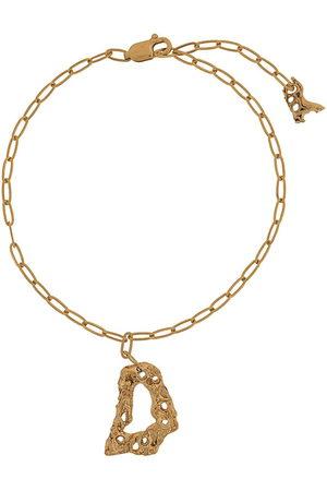 Lee Cory textured-charm bracelet