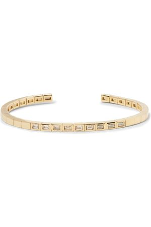 LUIS MORAIS Men Bracelets - 14-Karat Diamond Cuff