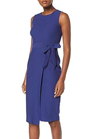 Closet Women's Tie V Back Pencil Dress Party
