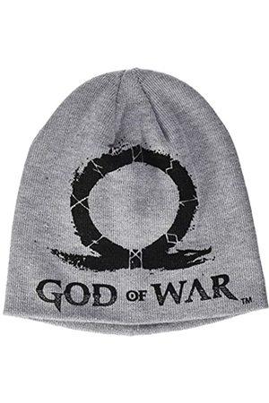 Bioworld Men's GOD of WAR Logo Cuffless Beanie