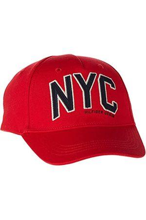 Tommy Hilfiger Boy's AME Badge Cap Hat