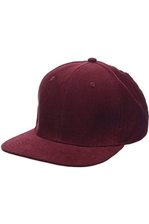 New Look Women's 5477134 Baseball Cap, (Dark Burgundy)