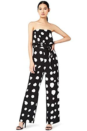 TRUTH & FABLE Amazon Brand - Women's Jumpsuit, 6