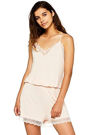 IRIS & LILLY Amazon Brand - Women's Lace Romper Onesie, XL