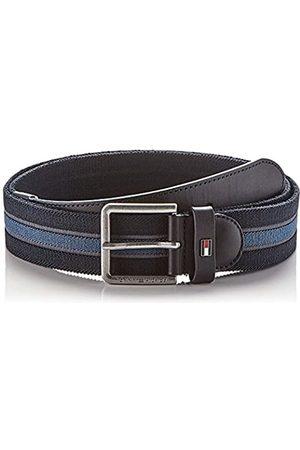Tommy Hilfiger Men's Urban Denton Webbing Elastic 3.5 Belt