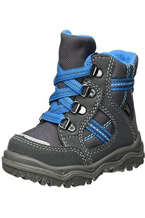 Superfit Boys' HUSKY1 Snow Boots, (Stone Kombi 06)