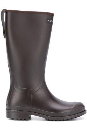 MACKINTOSH Abington short wellington boots
